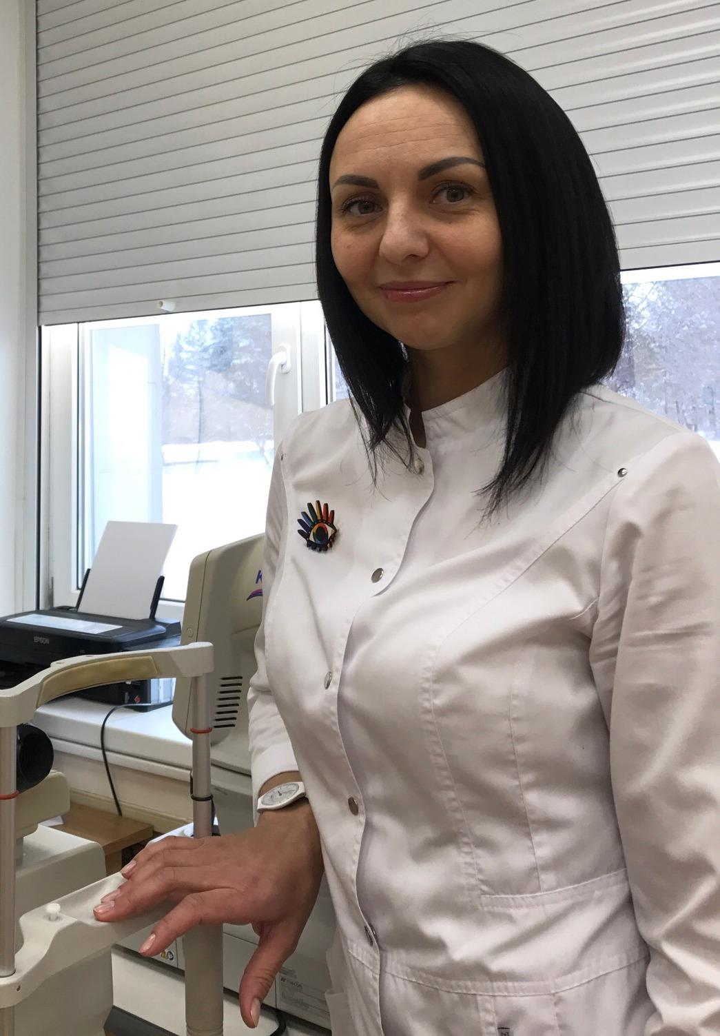 Кузнецова Оксана Владиславовна